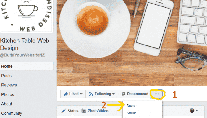 how to add pinterest to facebook business page