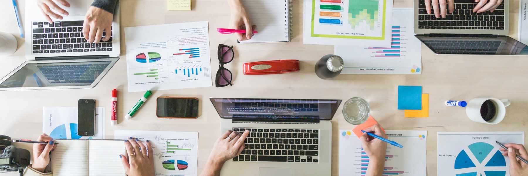 business-team-marketing plan
