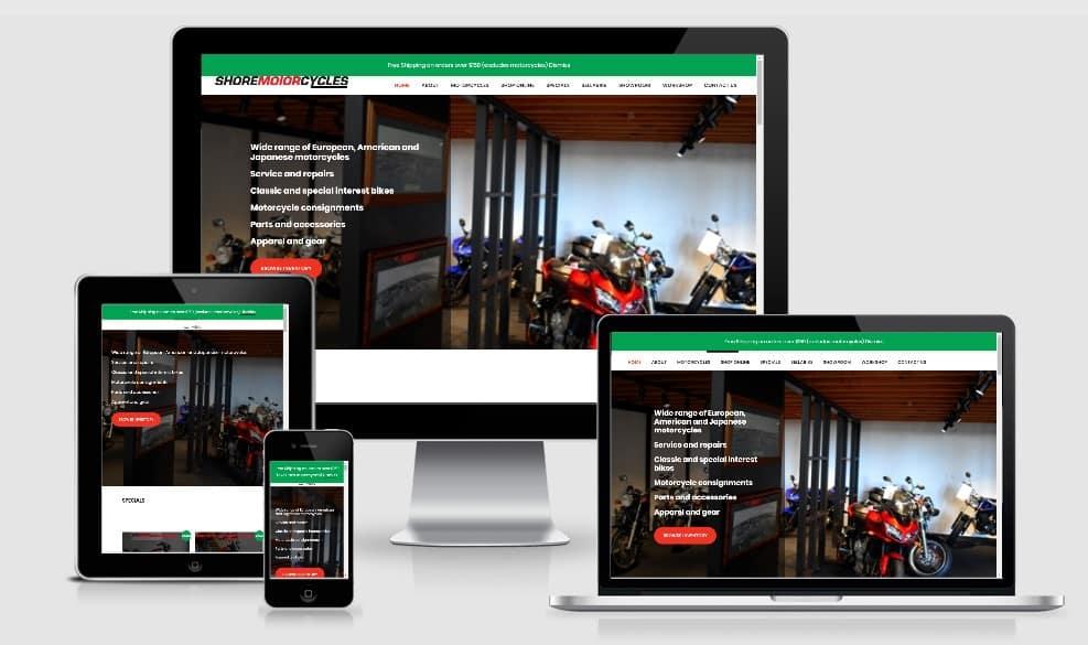motorcycle website