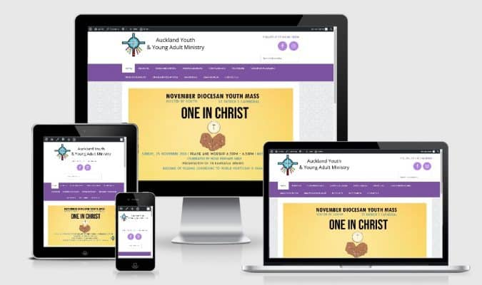 AKYouth Catholic Website