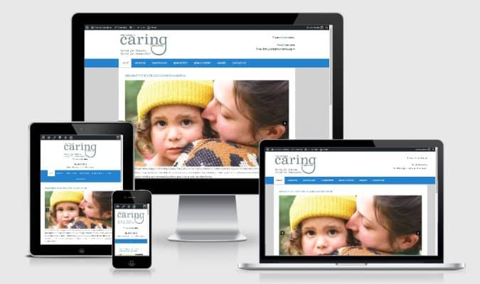Caring Foundation Catholic Website
